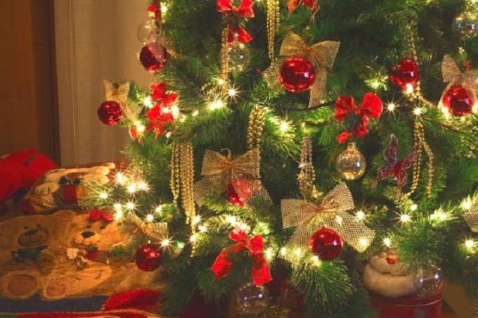 How to decorate the house at Christmas according to Feng Shui