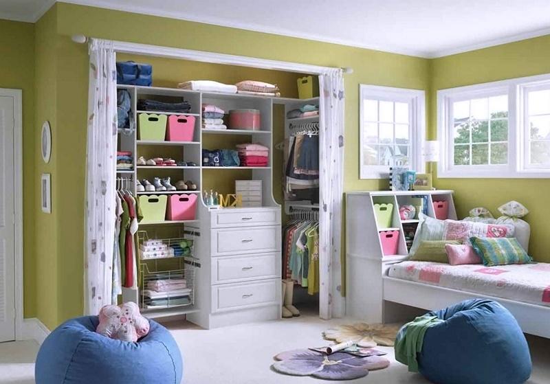 organize a room