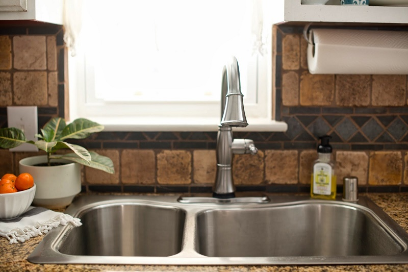 Recommendations to keep the kitchen sink clean