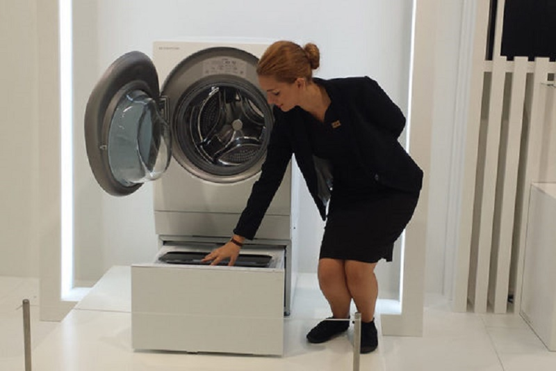 smart washing machines feature