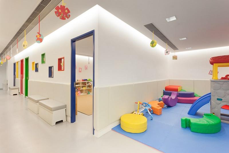 Interior design at school