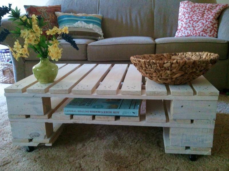Furniture pallets