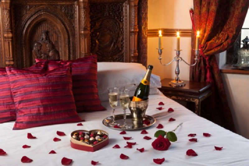 Beautiful Romantic Decorating Ideas For Valentines Day