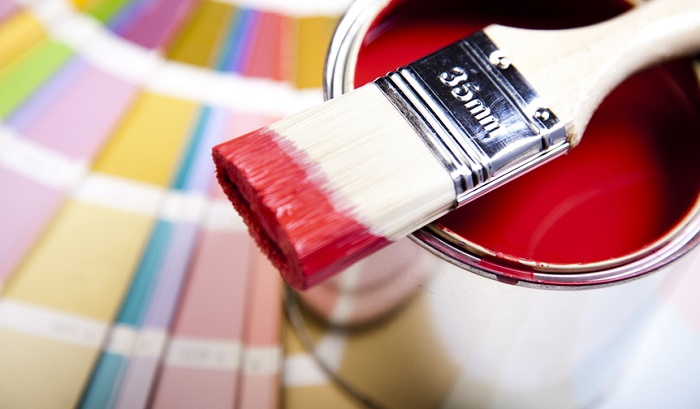 how to get rid of paint smell in the house