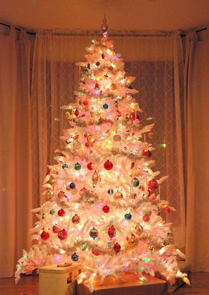 Very striking vintage Christmas decoration